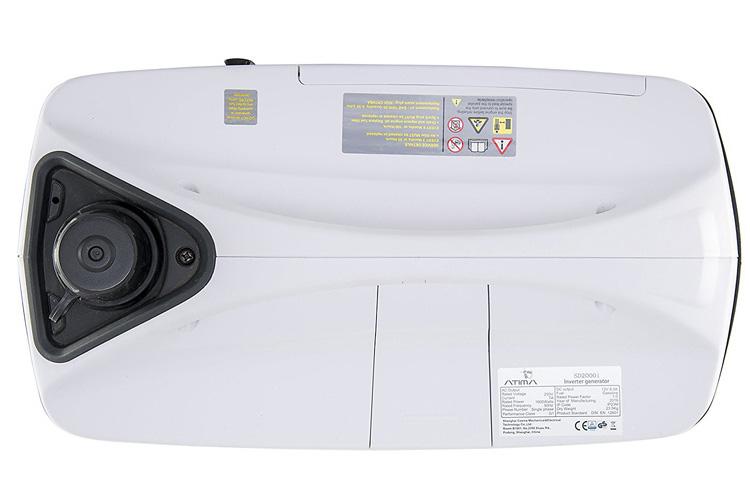 Atima Inverter SD2000i test