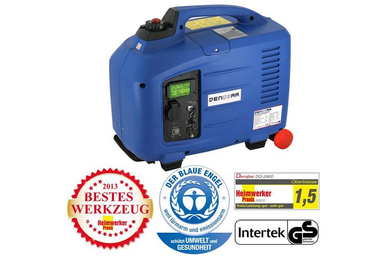 Denqbar Inverter B00935KGC0 groupe électrogène