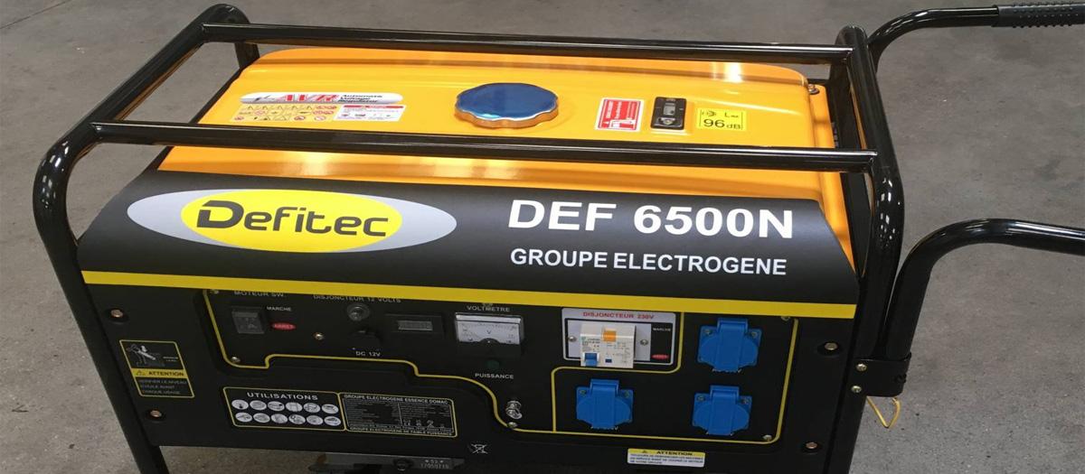 Comparatif Du Meilleur Groupe Electrogène