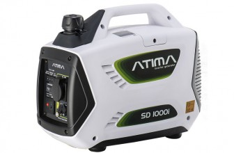 Atima Inverter SD1000i : un groupe électrogène avec onduleur et portable